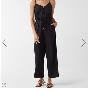$168 BNWT Splendid | ANthropologie black Romper